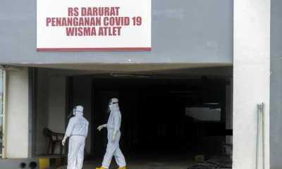 Tingkatkan Layanan Isolasi, BNPB Tambah 8 Ribu Tempat Tidur di Luar RS Wisma Atlet