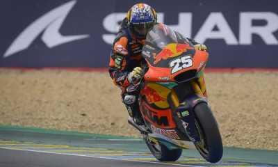 Pembalap Red Bull KTM Rebut Pole Position Moto2 Jerman