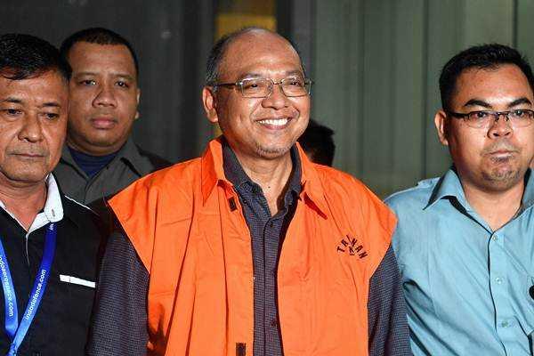 KPK Eksekusi Eks Bupati Malang ke Lapas Surabaya