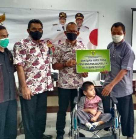 Ade Yasin : Kabupaten Bogor Mencatat 7.358 jiwa Penyandang Disabilitas