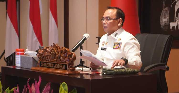 Kemenkumham Ajak Masyarakat Maknai Momentum Hari Pancasila Wujudkan Indonesia Bersatu