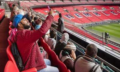 Grup D EURO 2020: Masuk Stadion Wembley, Penonton Inggris Bisa Gunakan Bukti Vaksin
