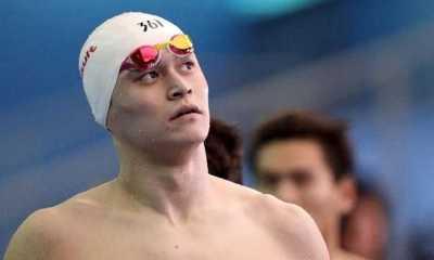 Terbukti Skandal Doping, Sun Yang Tak Bisa Tampil di Olimpiade Tokyo