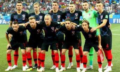 Euro 2020: Meski Pesimis Masuk Final, Kroasia Tetap Percaya Diri