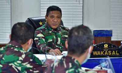 Antisipasi Lonjakan COVID-19, TNI AL Siapkan Gedung Isolasi Mandiri
