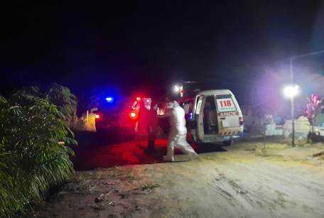Angka Kematian COVID-19 Meningkat, Petugas Yang Mengurusi Jenazah di Kotawaringin Barat Kewalahan