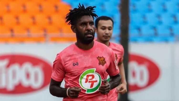 Yanto Basna Resmi Bertahan di Liga Thailand