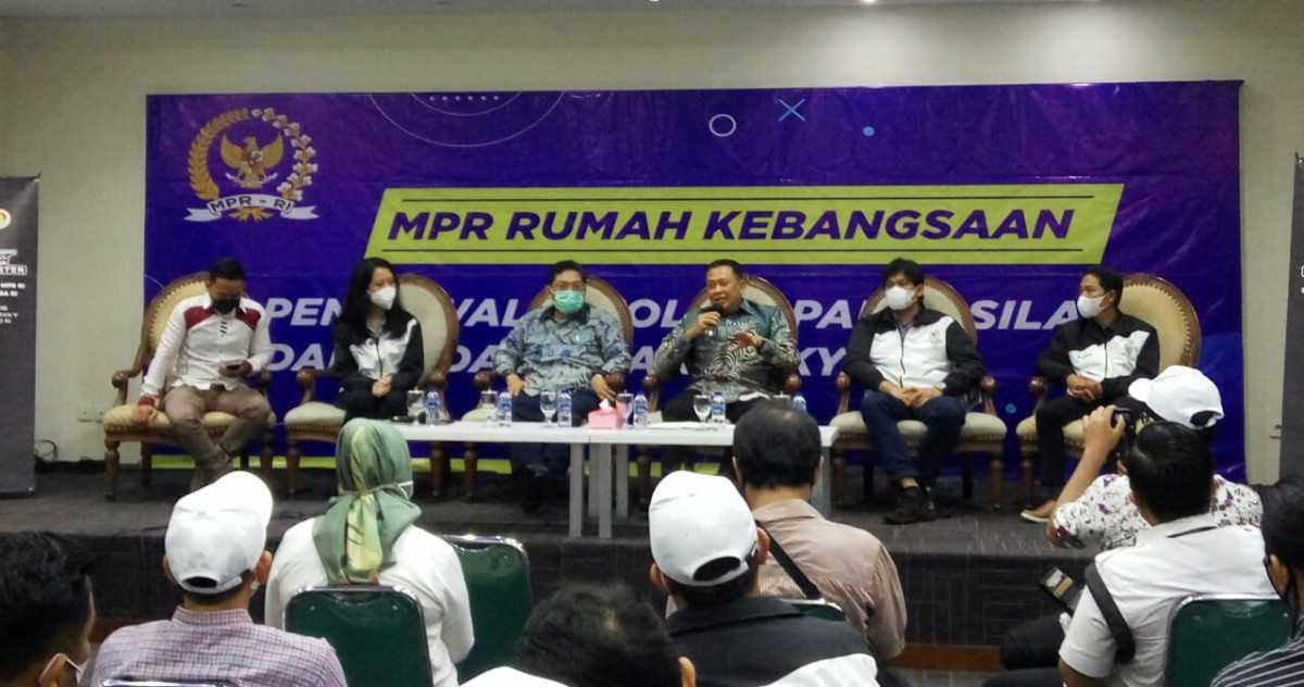 MPR RI Kerjasama Dengan Menpora dan Percasi Gelar Turnamen Catur Nasional