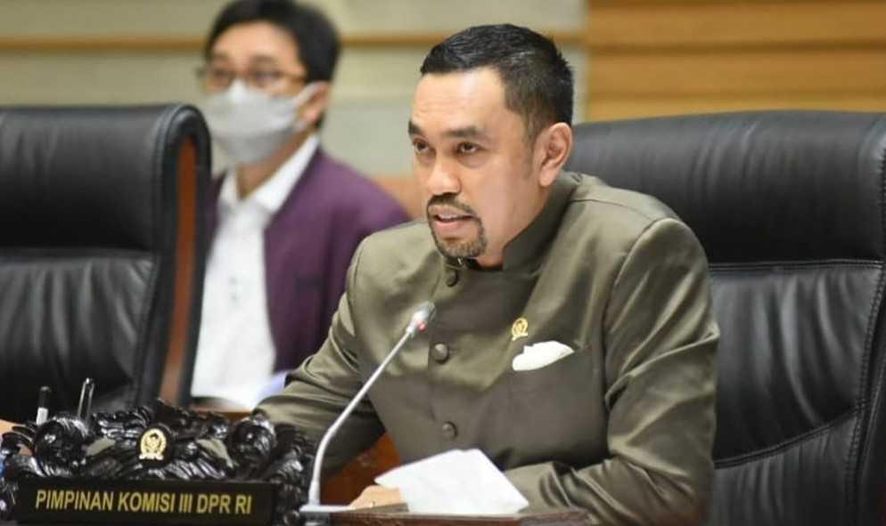 Sahroni Apresiasi Penanganan Covid di Jakarta