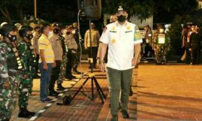 Walikota Medan Bobby Nasution Tekankan Petugas PPKM di Lapangan Harus Humanis namun Tegas