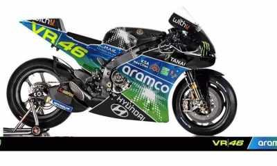 Diakusisi Pangeran Saudi, Tim Rossi Aramco Racing Team VR46 Pakai Motor Ducati di MotoGP 2022-2024