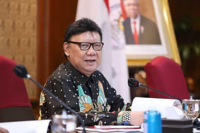 Menpan RB : Rancangan Perpres Untuk Posisi Wamen di Semua Kementerian Sudah Dispakan