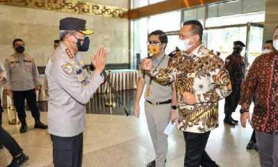 Bamsoet: Polri Miliki Personil yang Solid dan Mumpuni Hadapi Era Police 4.0