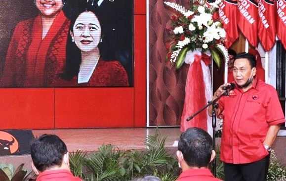 Elektabilitas Tak Menjual, Bambang Pacul : Siapapun Capresnya Puan Cawapresnya