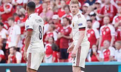 Kalahkan Denmark, Belgia Amankan Tiket 16 Besar Euro 2020