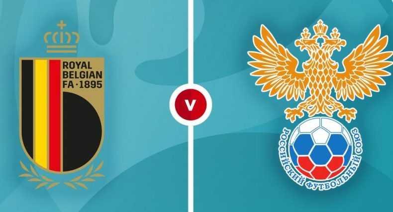 Berikut Prediksi Pertandingan Euro 2020: Belgia vs Rusia