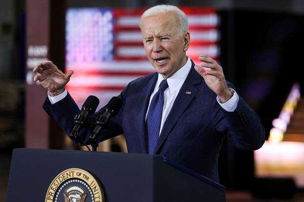 Joe Biden : Xi Jinping Percaya China Akan Miliki Amerika dalam 10 Tahun