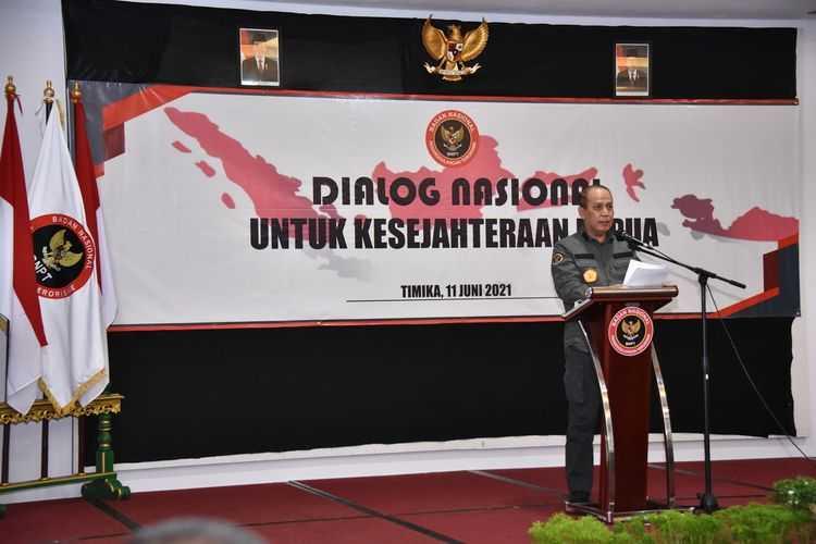 BNPT Ajak Warga Papua Waspadai Masuknya Paham Radikalisme dan Terorisme
