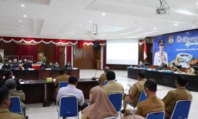 Komite II DPD RI Lakukan Pengawasan UU Sumber Daya Air ke Provinsi Kalimantan Timur