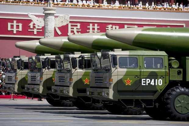 NATO Kaget Melihat Pesatnya Pertumbuhan Kebangkitan Militer China