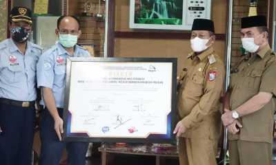 Pemko Tanjungbalai Dukung Pencanangan Zona Integritas Menuju WBK dan WBBM Kantor BKIPM Tanjungbalai - Asahan