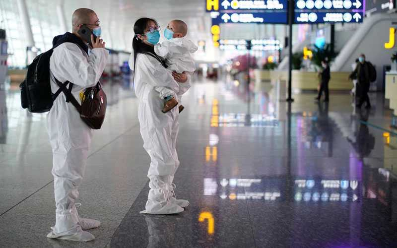 China Kembali Laporkan 30 Kasus Baru COVID-19
