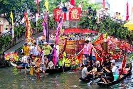 100 Juta Pemudik Festival Perahu Naga Akan Gunakan kereta api