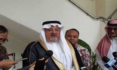 Beredar Kabar Duta Besar Arab Saudi Bersurat ke DPR Soall Haji, Berikut Isi Suratnya