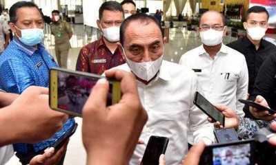 Gubernur Sumut Kembali Perpanjang PPKM Mikro di 10 Kabupaten/Kota Hingga 5 Juli Mendatang