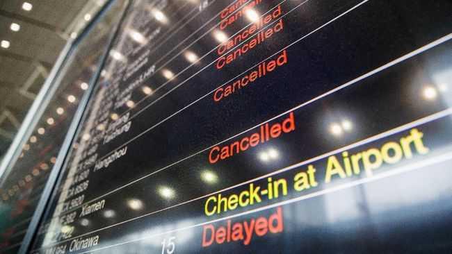 Mulai Besok 25 Juni, Hong Kong Larang Masuk Semua Penumpang Penerbangan dari Indonesia