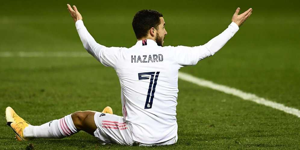 Jelang Piala Eropa 2020, Pelatih Belgia Mengaku Sulit Presidiksi Kapan Eden Hazard Pulih