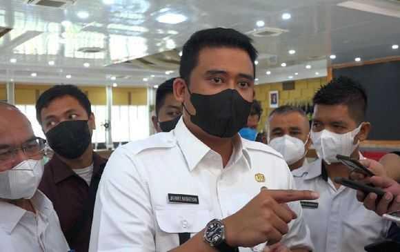 Walkot Medan Bobby Nasution Minta Gubernur Sumut Bayar Utang DBH Rp400 M Tepat Waktu
