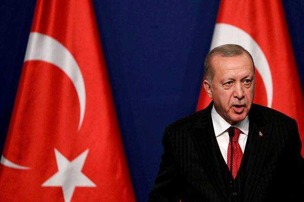 Erdogan Sebut Dalam Waktu Dekat Turki akan Segera Ucapkan Selamat Tinggal pada Covid-19