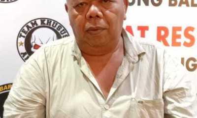 Langgar Pasal 368, Muhammad Zein Marpaung Diciduk TEKAB Sat Reskrim Polres Tanjungbalai