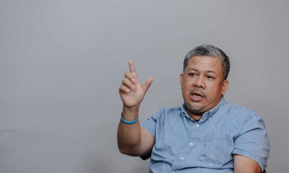 Fahri Hamzah: Soeharto Tokoh Besar yang Jadikan Bangsa Indonesia Disegani