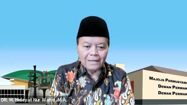 HNW Ajak Ustadz Dan Ustadzah Selamatkan Umat Dari Ancaman Covid-19