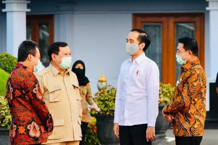 Jokowi dan Prabowo Dijadwalkan Hadir di Acara Pengukuhan Gelar Profesor Megawati