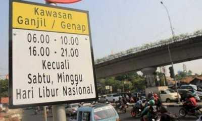 Polda Metro Usulkan Pemprov DKI Kembali Berlakukan Ganjil Genap
