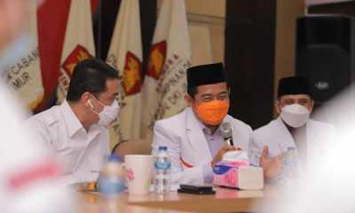 Kuatkan Silaturahmi Kebangsaan, PKS DKI Kunjungi Partai Gerindra DKI Jakarta