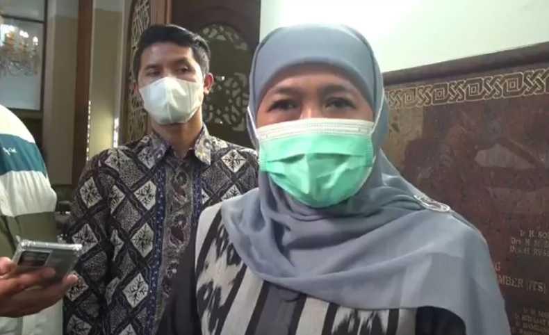 Sambut Hari Dokter, Khofifah Kirim Nasi Tumpeng ke Sejumlah Rumah Sakit di Jatim