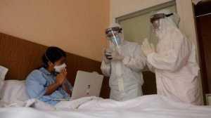 Empat Pasien di Rejang Lebong Jalani Isoman di Rumah Diawasi