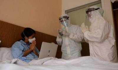 Penghitungan Belum Fix, BNPB Stop Pembayaran Utang Hotel Tempat Isolasi Mandiri Pasien Corona OTG