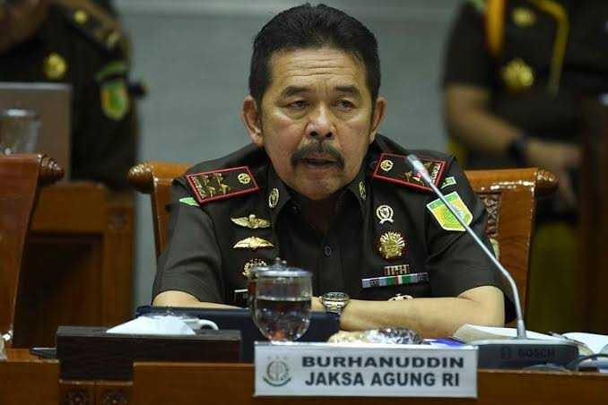 Jaksa Agung Dicecar Berbagai Pertanyaan Oleh Komisi III DPR RITerkait Penanganan Kasus