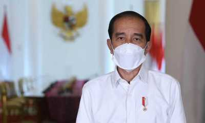 Ditanya Soal Pilpres 2024, Jokowi Minta Relawan Bersabar