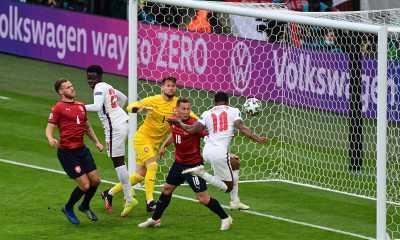 Atasi Ceko, Inggris Lolos ke 16 Besar Euro 2020 dengan Status Juara Grup