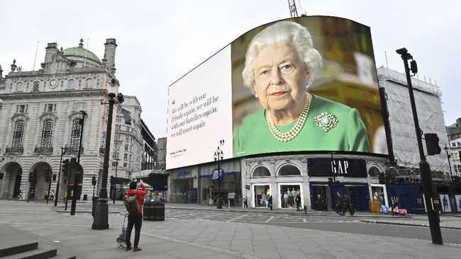 Inggris Laporkan Nol Kematian Harian Covid