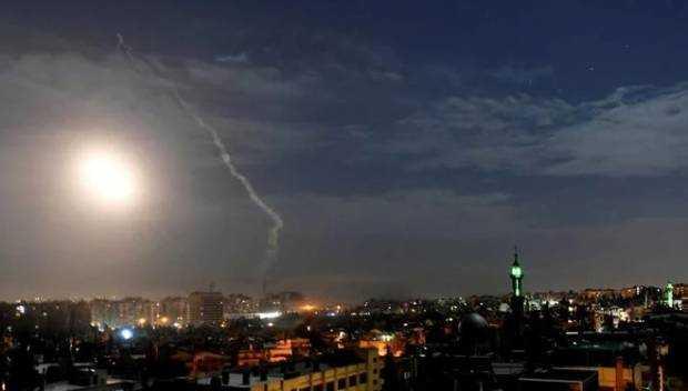 Makin Nekat, Kali Ini Israel Melakukan Serangan Udara Ke Provinsi Homs Yang Mengakibatkan 11 Pejuang Suriah Tewas