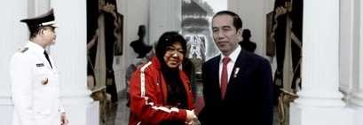 Pengamat : Anis Baswedan Akan Berakhir Masa jabatan, Jokowi Akan Tunjuk Risma Plt Gubernur DKI