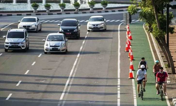 Berikut Aturan Etika Bersepeda di Jalan Raya