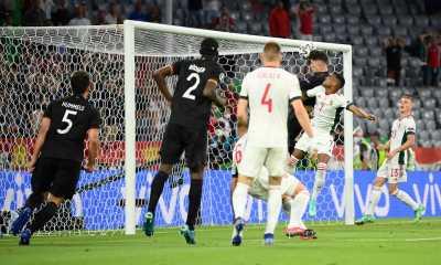 Jerman Lolos Dramatis ke 16 Besar Euro Usai Ditahan Imbang Hungaria